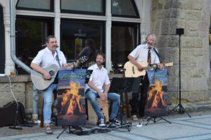 Fraens vor dem Celtic in Goslar